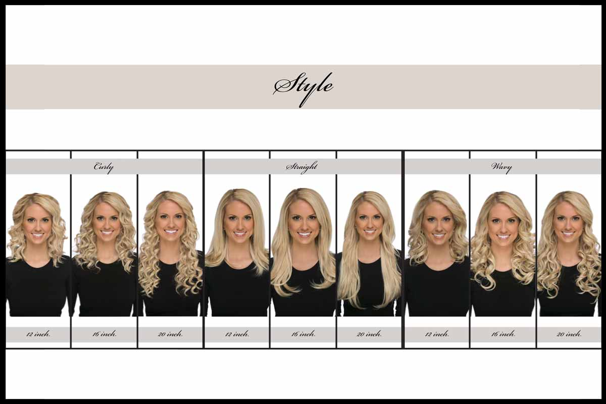 How To Choose Your Style Of Hair Extensions Lox Hair Extensions